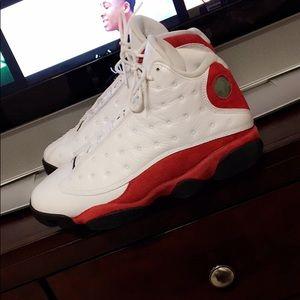 Jordan 13 cherry